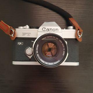 Canon FT QL REPRICED!!!