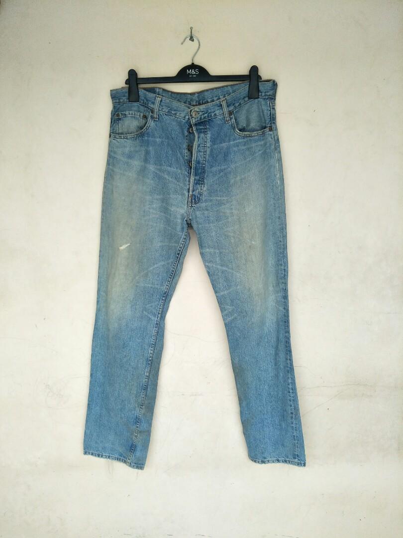 Celana Jeans 501 Size 36