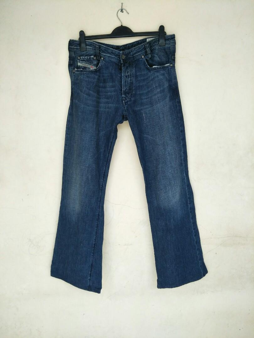 Celana Jeans Diesel Industry Koffa Size 33 Fit to 36