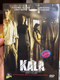 DVD FILEM KALA SHANTY FACHRY ALBAR