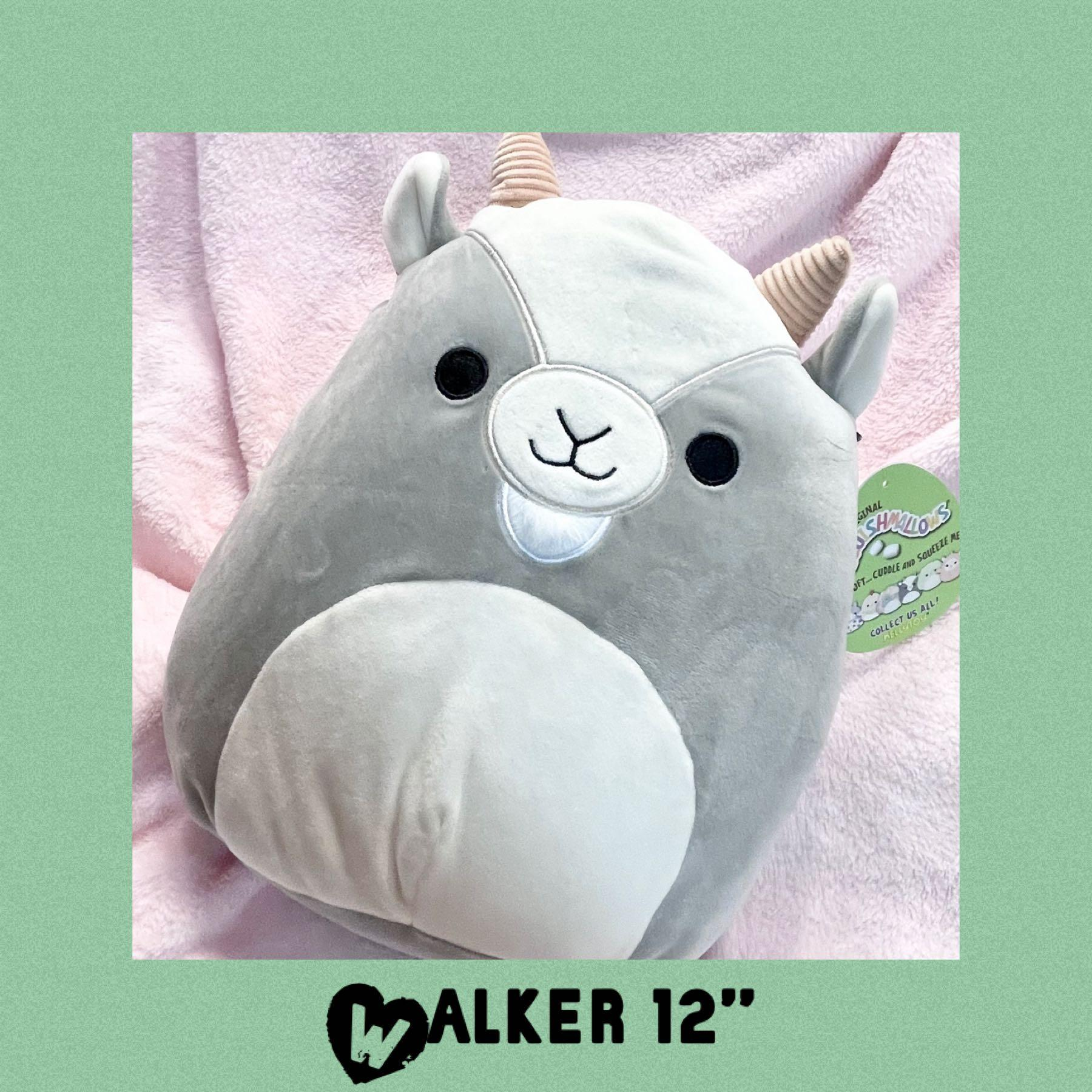 Easter Walker Squishmallows Goat 12""