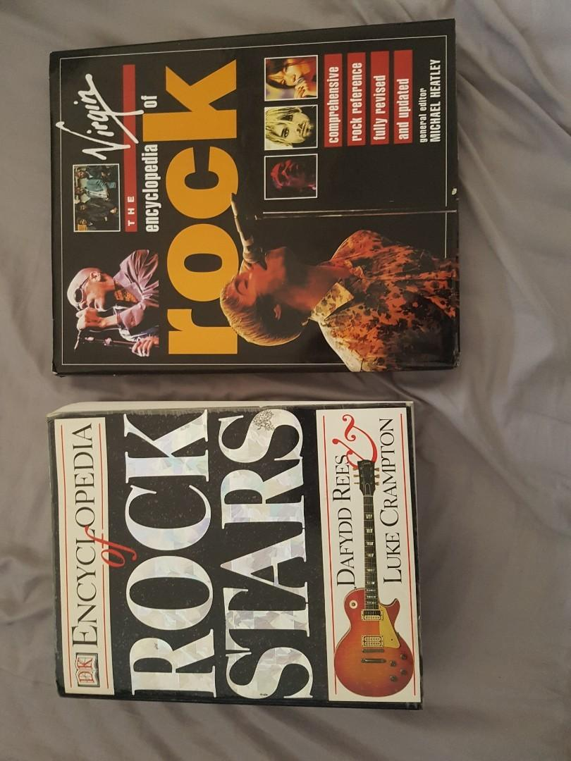 Encyclopedia of Rock and Rock Stars