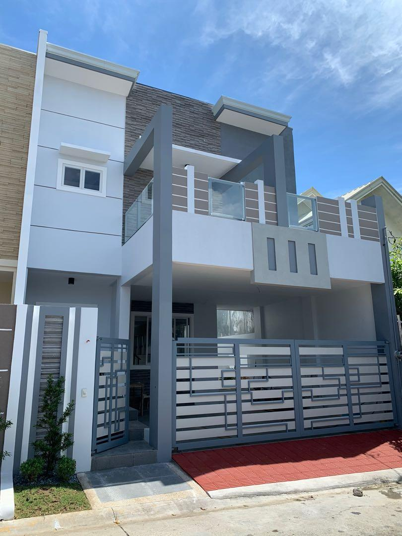 FOR SALE Brand New House in BF Resort Village in Las Piñas
