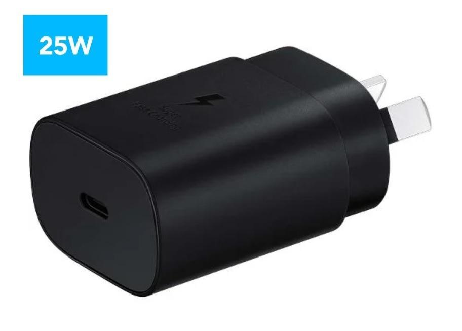 Genuine Samsung 25W USB-C Super Fast Charging Wall Charger AU/NZ Plug