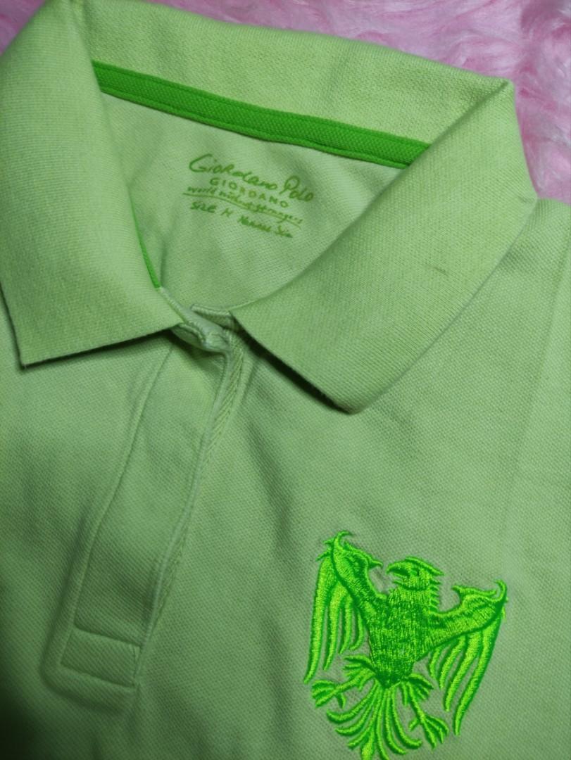 Giordano - Green Polo Shirt