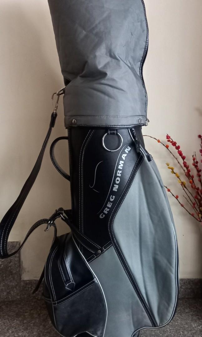 GREG NORMAN Collection Quality Golf Bag