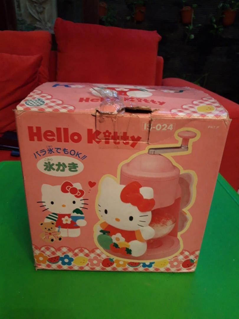 Hello Kitty Ice Crusher