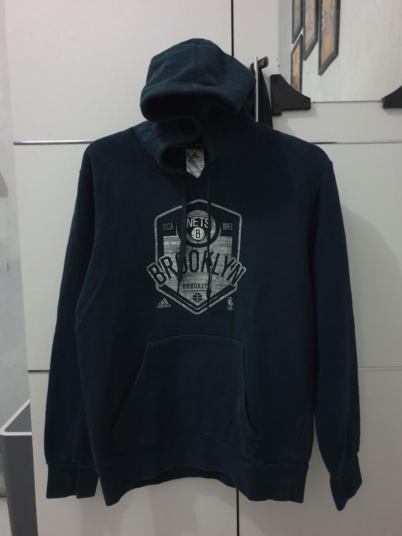 Hoodie Adidas Brooklyn Nets Original