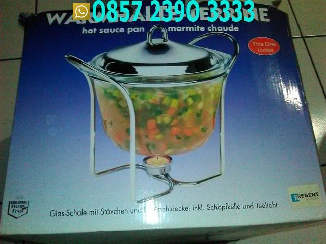 Hot Sauce Pan Luar Negeri Alat Penghangat Makanan ZFR5005