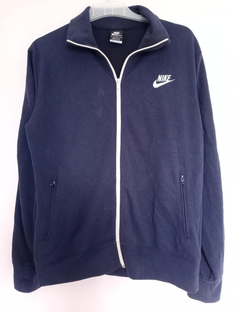 Jaket Zipper Nike