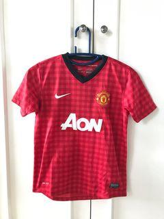 Jersey Manchester United top