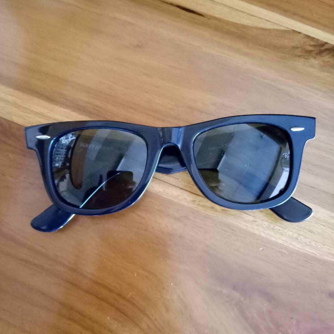 Kacamata rayban wf kilap