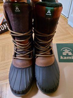 Kamik Winter Boots - Sienna2 - Size 8 Womens