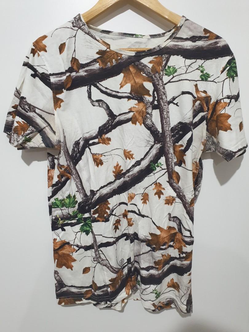 Kaos Cowok Putih Brand Topman Bekas