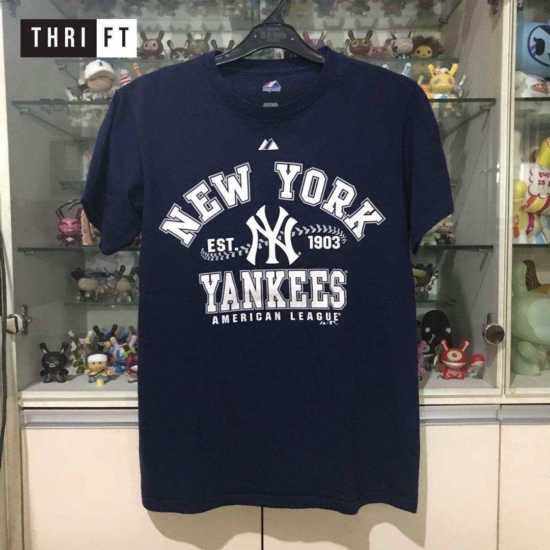 Kaos Majestic New York Yankees