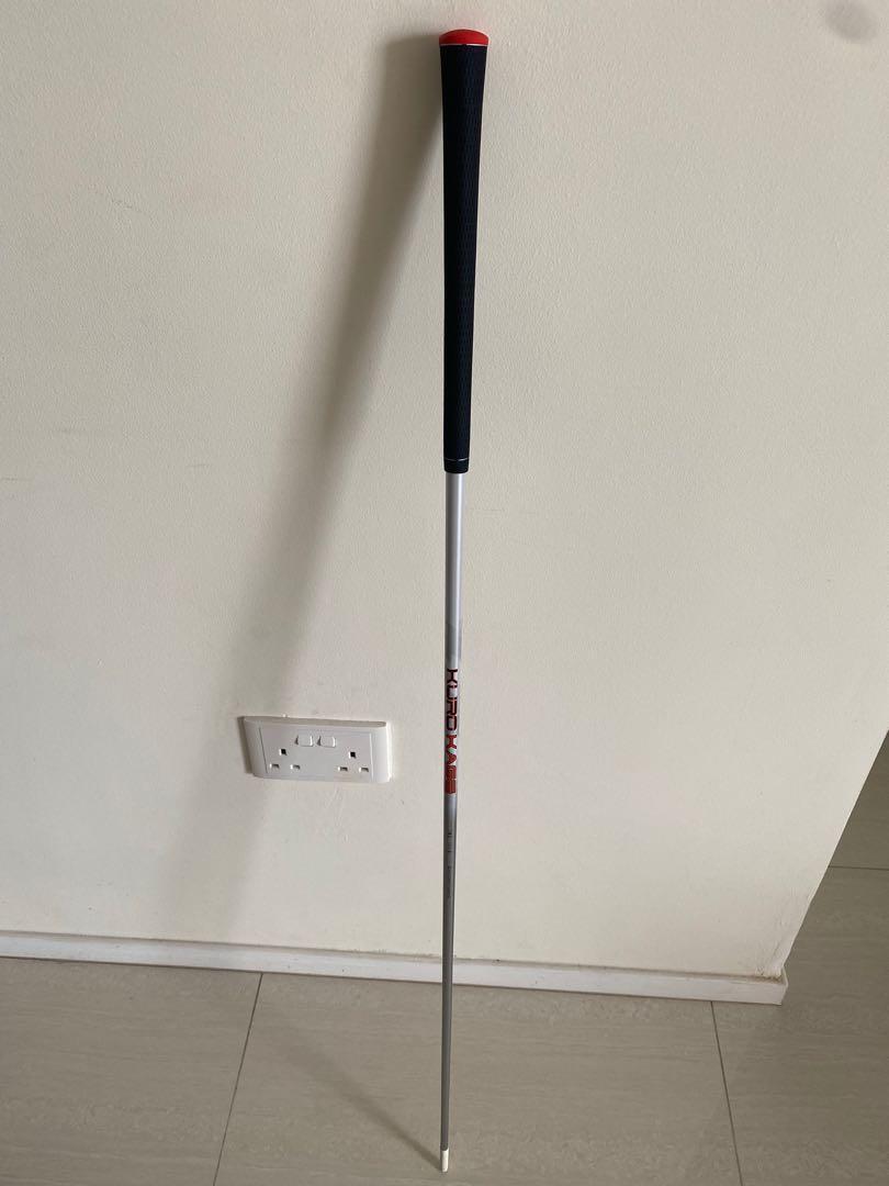 Taylormade Kurokage Golf Driver Graphite Flexi Shaft