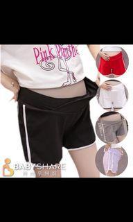 孕婦短褲L size