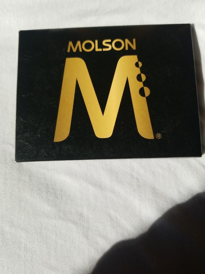 Molson slim wallets