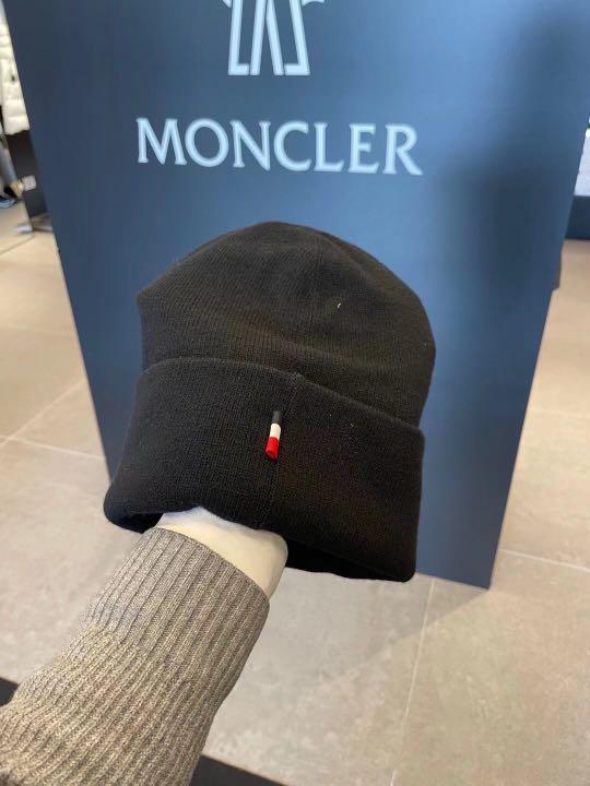 Moncler 帽