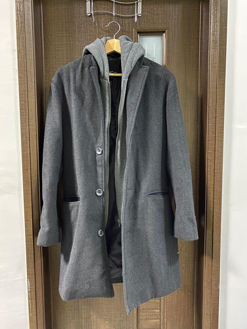 Net長版大衣