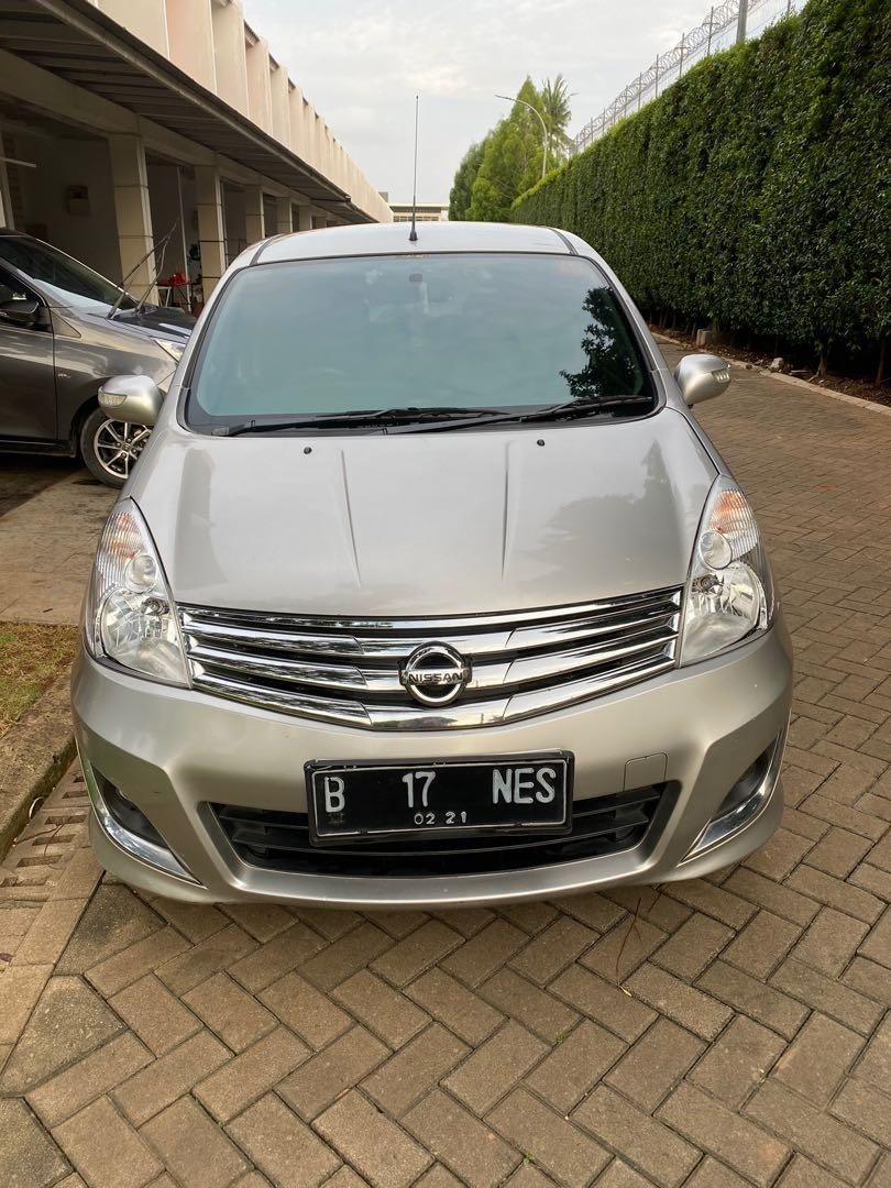 Nissan Grand Livina High Way Star