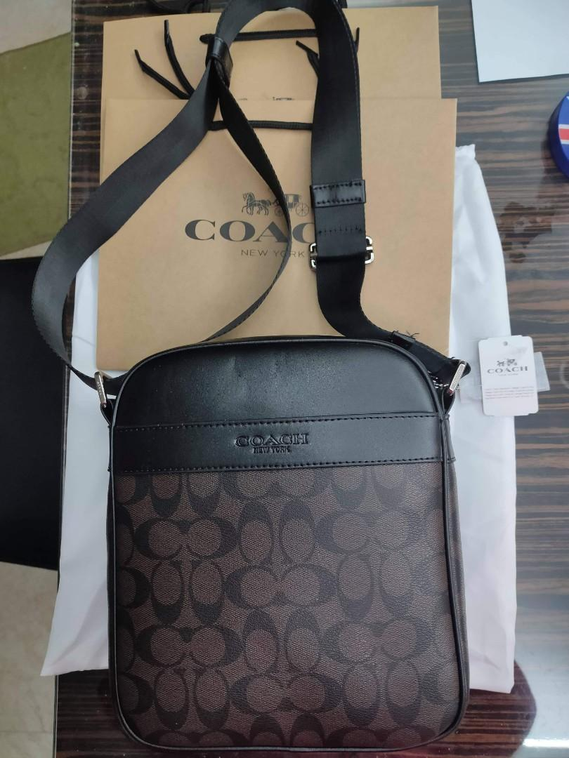 OEM coach bag for Men
