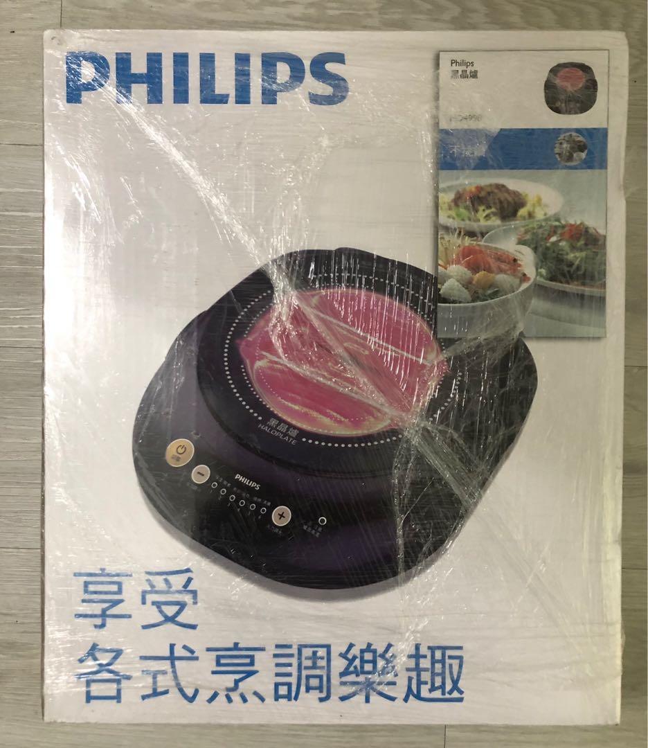 超特價 PHILIPS 飛利浦不挑鍋黑晶爐HD4998