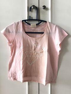 pink diamond top