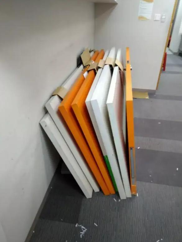 Pintu Multiflex HPL ex Office