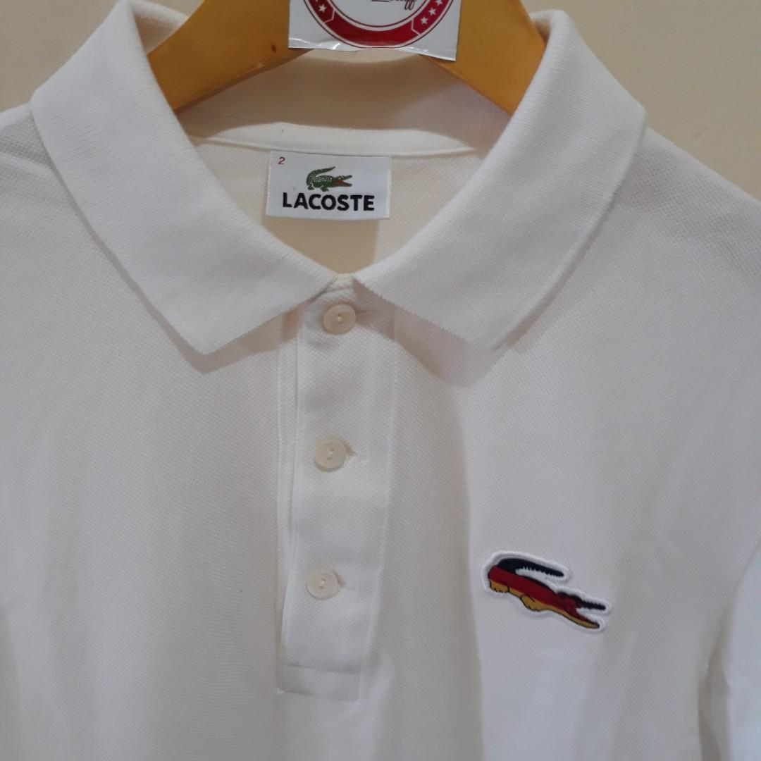 Polo lacoste fred perry adidas