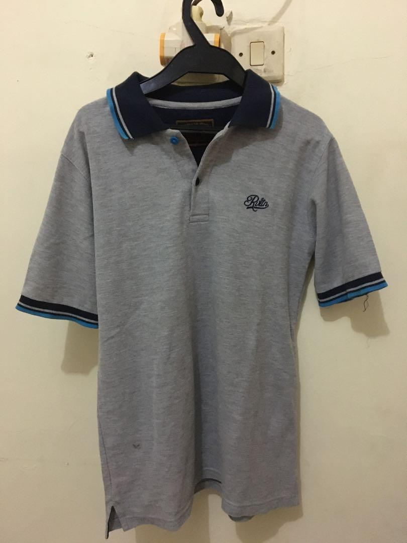Polo shirt Rvltn not hnm uniqlo