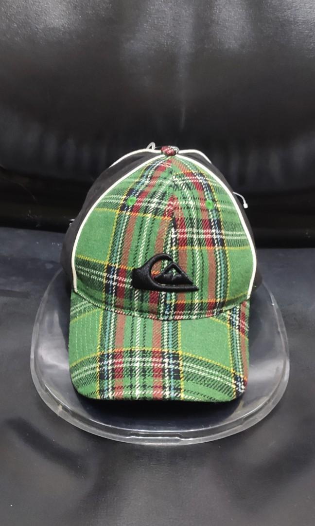 Quicksilver cap *medium-large
