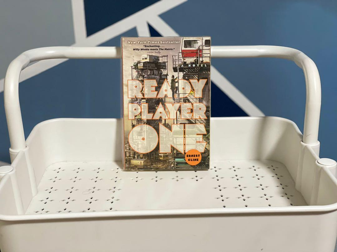 Ready Player One (PB) by Ernest Cline