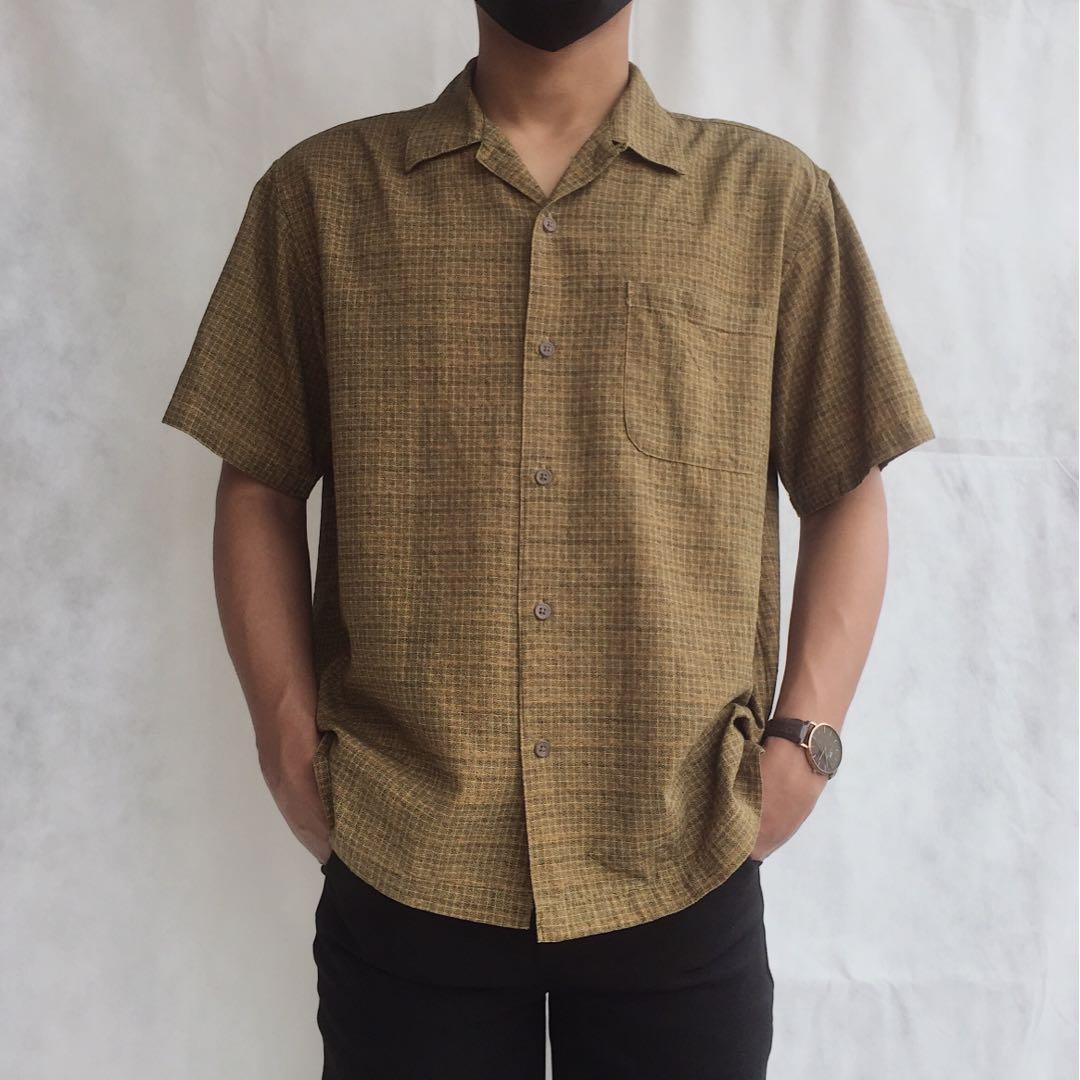 Resort shirt kemeja pantai hawaii aloha