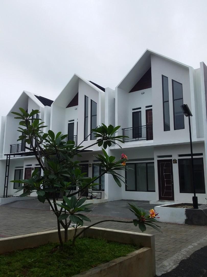 Rumah Dengan Konsep Smarthome Dan Sangat Strategis