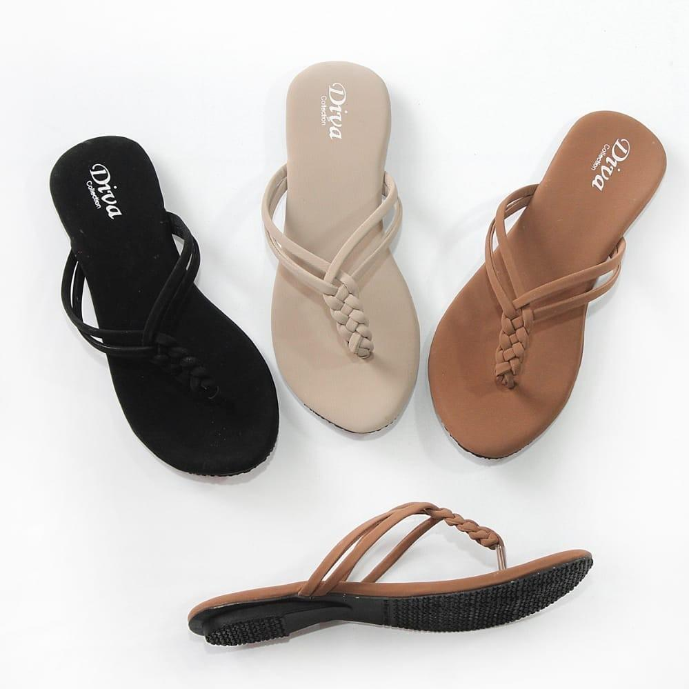 Sandal Wanita Jepit Pita
