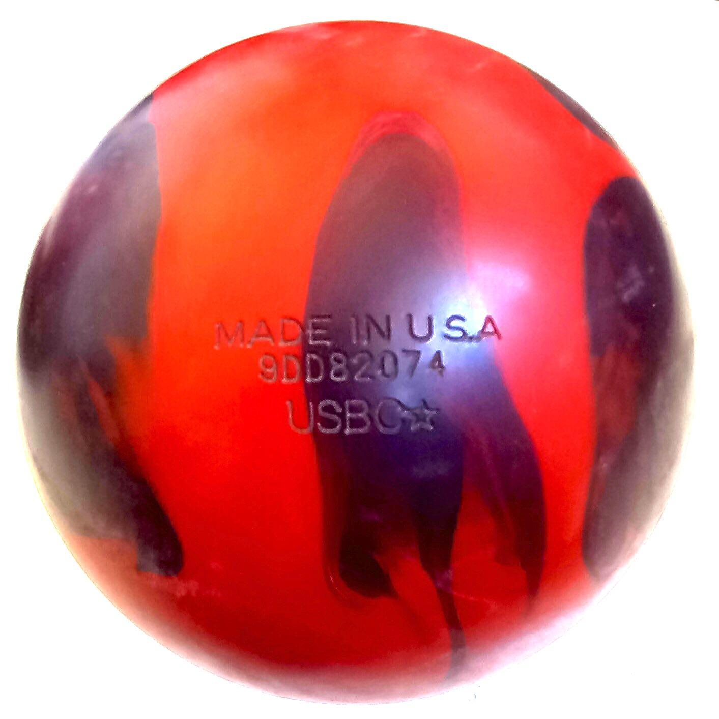 Seismic Solaris Requiem Bowling Ball