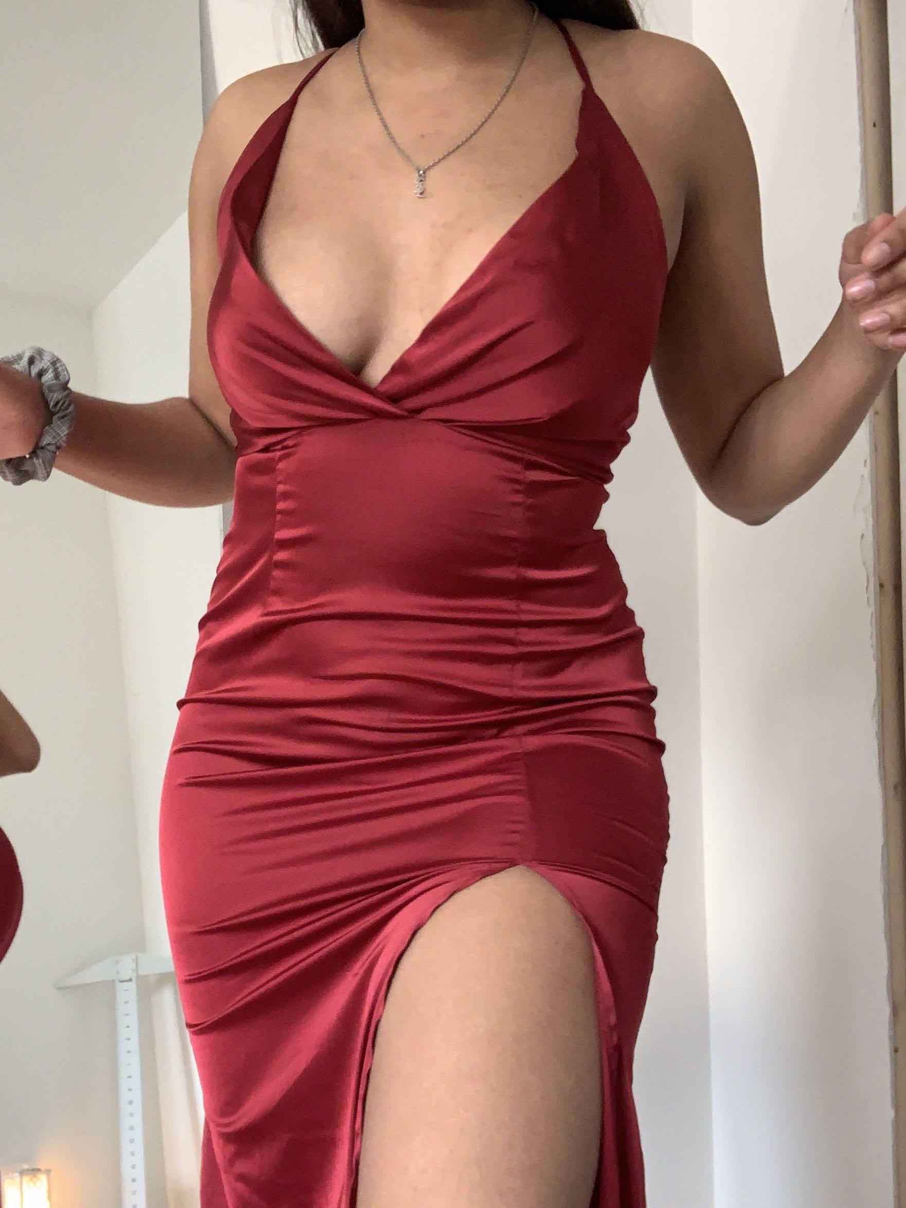 Showpo Red Dress