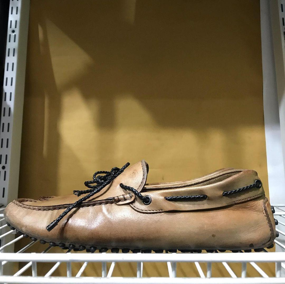 (size 7 / 40) Tods Loafers Leather Made In italy
