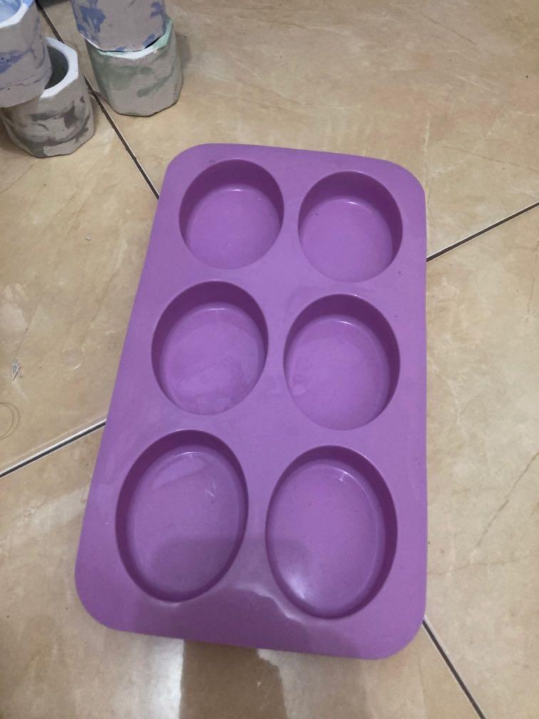 Soap mold atau cetakan sabun