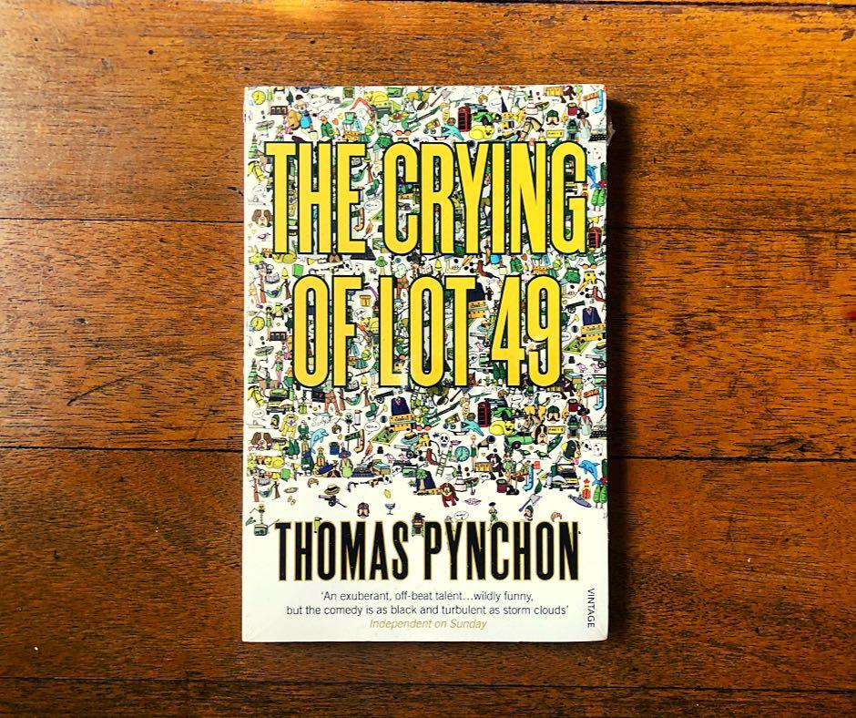 The Crying Of Lot 49 by Thomas Pynchon - Paperback | (Brand New)