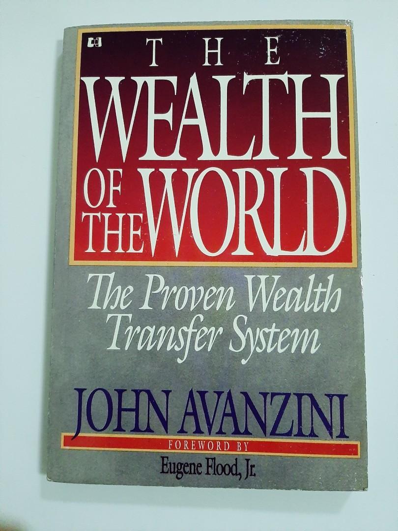 The Wealth of the World by John Avanzini