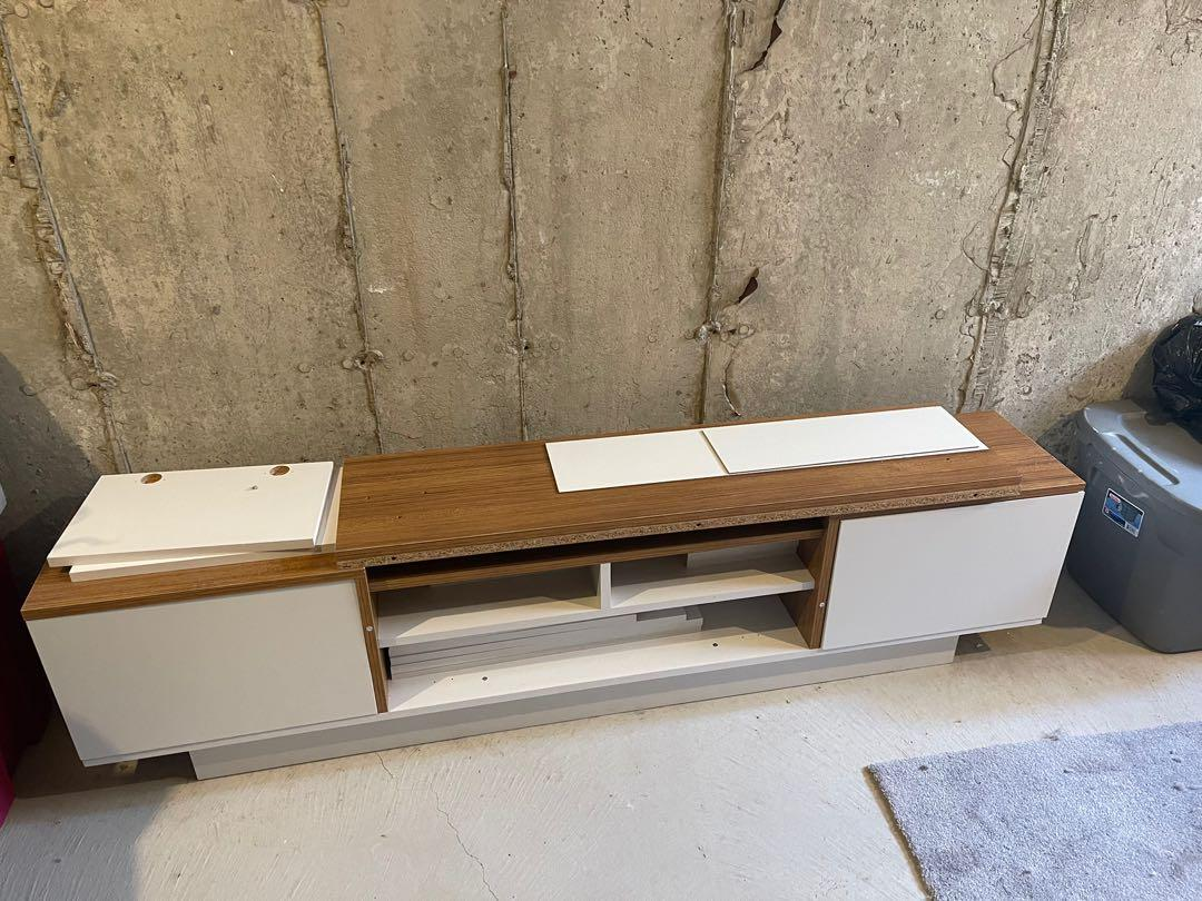 """Weiss Entertainment Centre for TVs up to 50"""""""