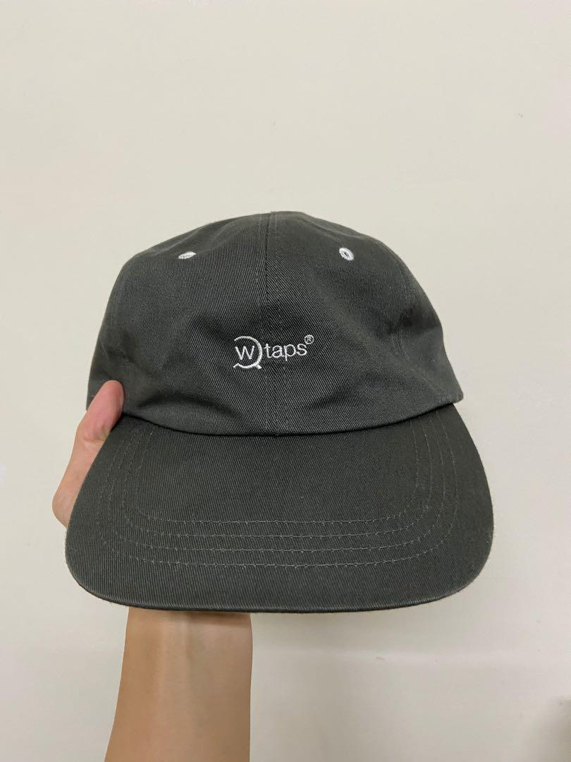 Wtaps 目錄隱藏款 五分割帽 皮革扣環 九成新
