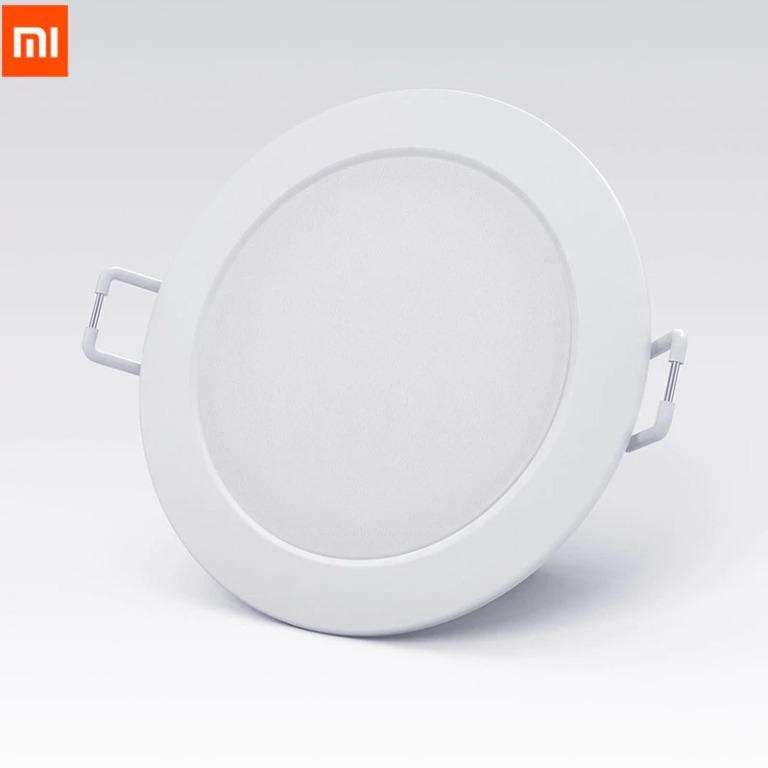 Xiaomi Philips Lampu Tanam LED Smart Downlight WiFi 200 Lumens - White