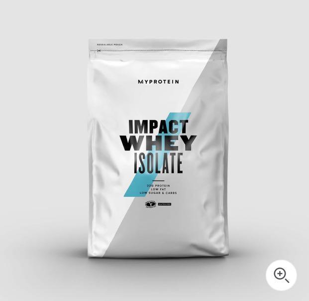 5KG Impact Whey Protein Isolate (Milk Tea Flavour)
