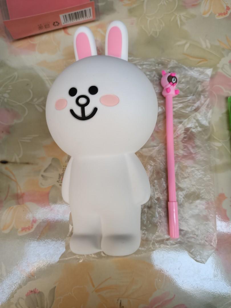 兔兔筆袋加筆