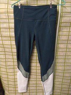 運動褲 瑜伽褲 束褲 Athleta  L號 legging