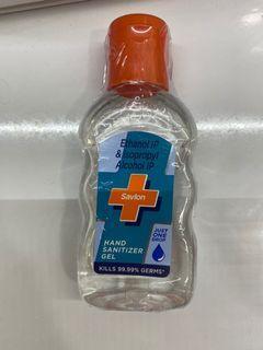 診所價$48/6支。酒精消毒洗手液 。 Savlon 英國🇬🇧沙威隆  醫院級 ❤️ 無需沖水,輕便裝55ml ⭐️
