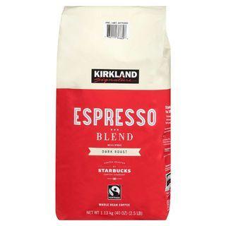 [🇺🇸美國直送] Kirkland Signature 混合咖啡豆